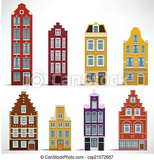 8 csp21072687 for Disegni di case autocostruite