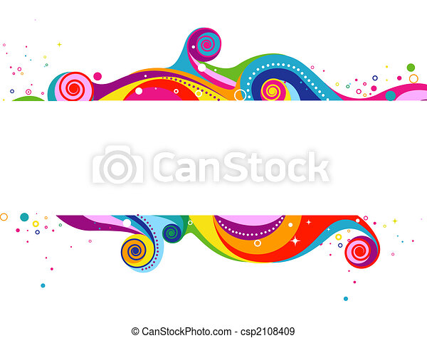 Abstract Wave Design - csp2108409