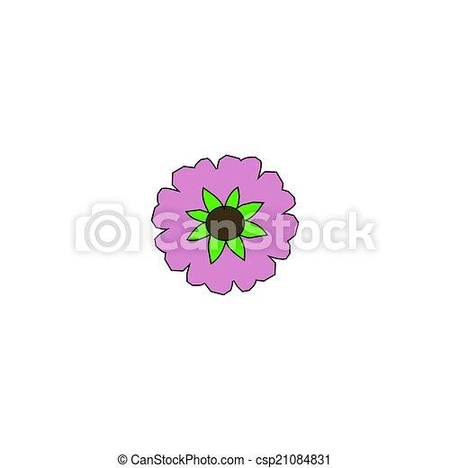Flower - csp21084831