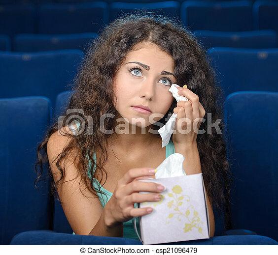Movie Theater - csp21096479