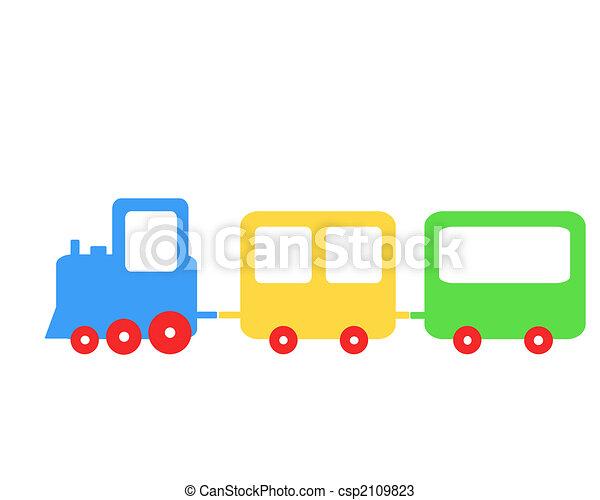 Train - csp2109823