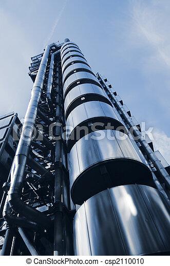 Futuristic architecture - csp2110010