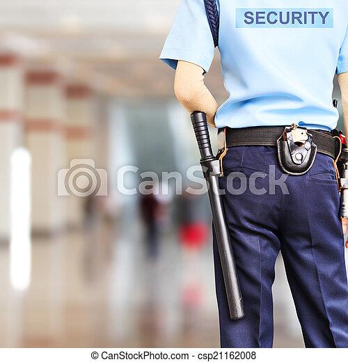 セキュリティー, 監視 - csp21162008