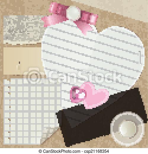 scrapbooking set - csp21168354