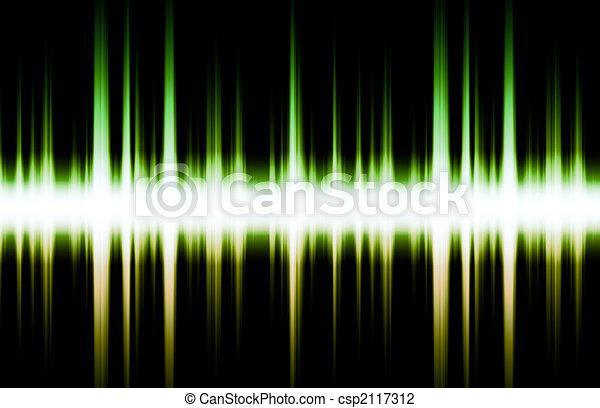 Sound Equalizer Rhythm Music Beats - csp2117312