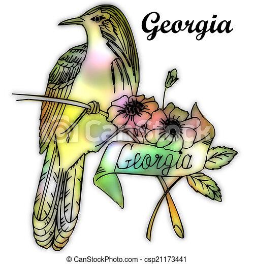Georgia Vector Clip Art Illustrations. 1,752 Georgia clipart EPS ...