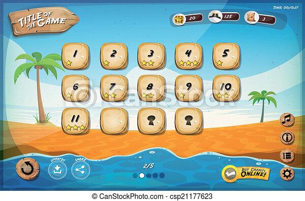 Desert Island Game User