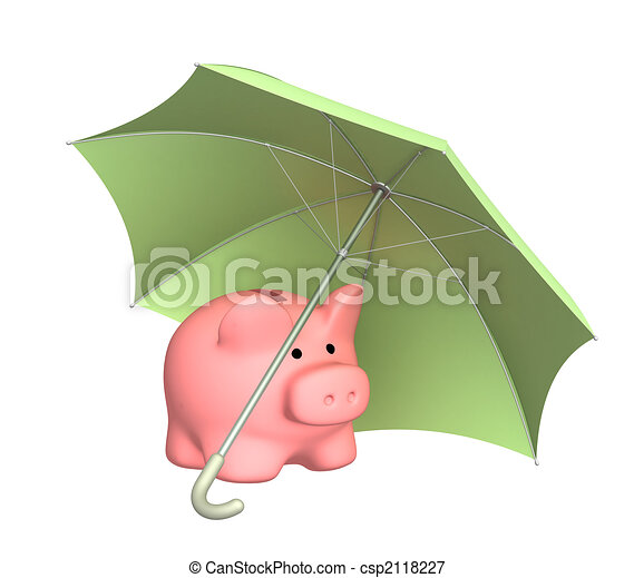 Insurance of bank contributions - csp2118227