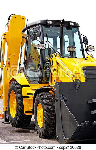 Digger - csp2120028