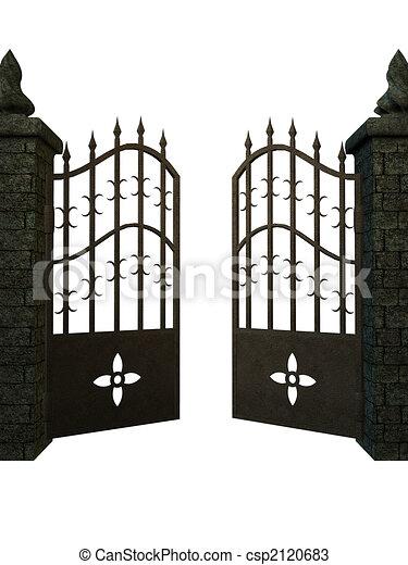 Gate - csp2120683