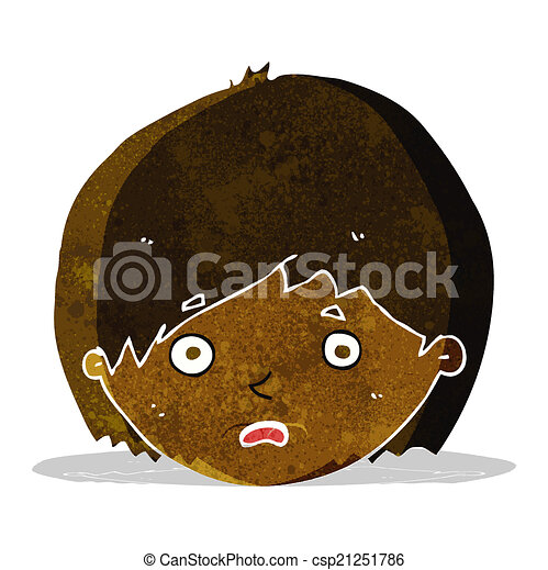 Unhappy boy stock illustration royalty free illustrations stock
