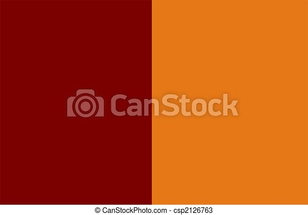 Rome Flag - csp2126763