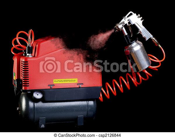 Compressor self-spray - csp2126844