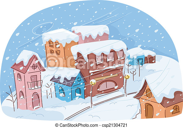 Snow storm Illustrations and Clipart. 6,960 Snow storm royalty ...