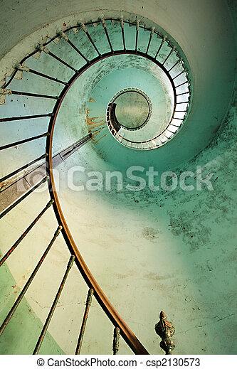 stock de fotos faro escalera espiral