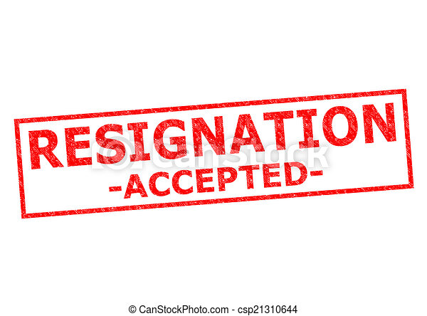 Stock options after resignation