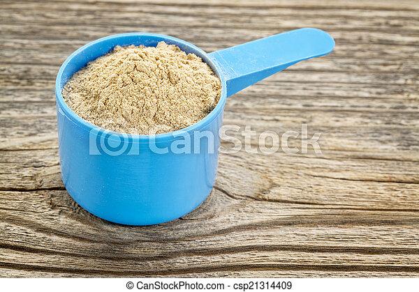 maca root powder  - csp21314409