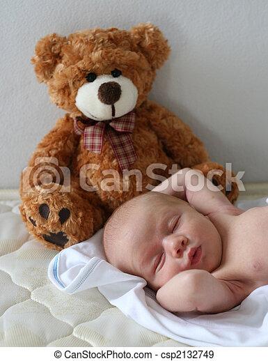 嬰孩 - csp2132749