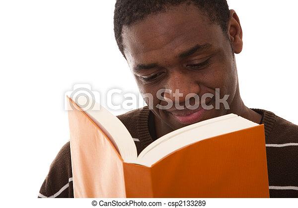 Pleasure from reading - csp2133289