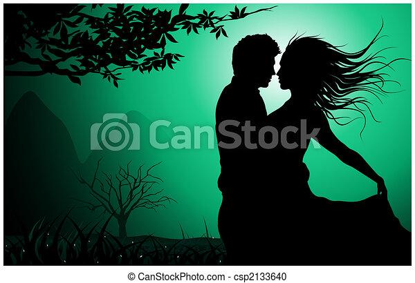 Lovers - csp2133640