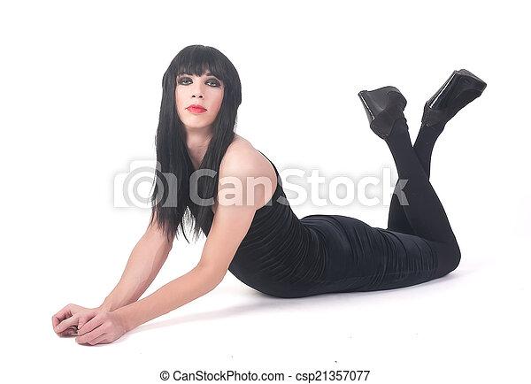 Big Cock Shemale - Porno RueNucom
