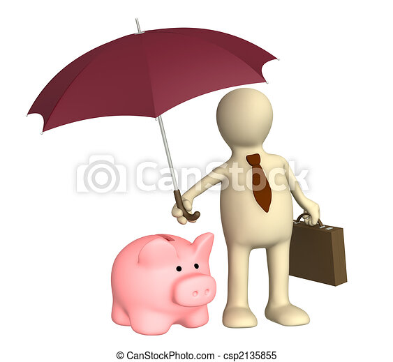 Insurance of bank contributions - csp2135855
