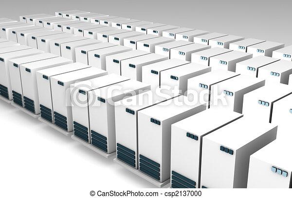 Data Servers - csp2137000