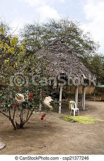 Ecuador - The Countryside - csp21377246