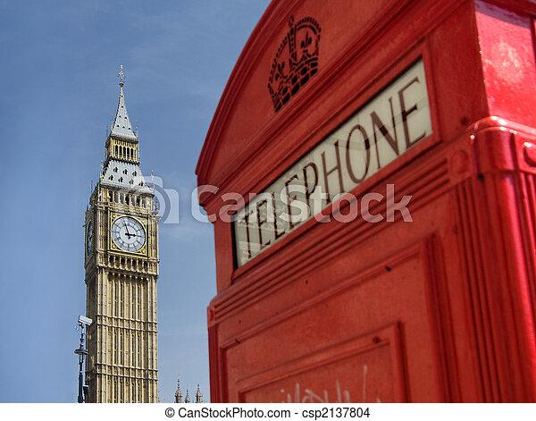 London Scenics - csp2137804