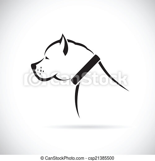 Pitbull Clip Art Vector Graphics. 243 Pitbull EPS clipart vector ...