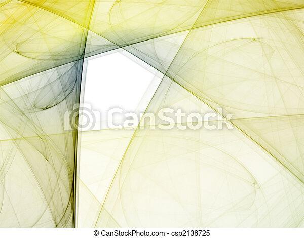 abstract swirl - csp2138725