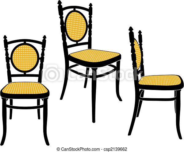 Vienna chair - csp2139662