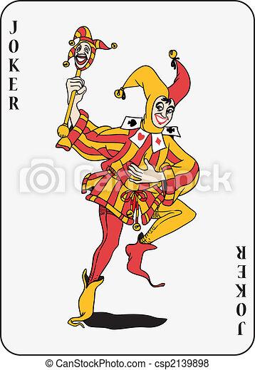 Jocker Carte A Jouer
