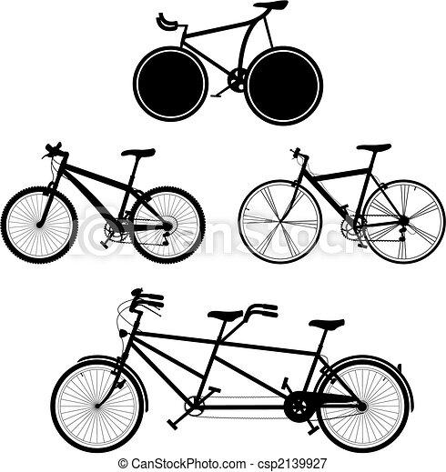 Bicycles 2 - csp2139927