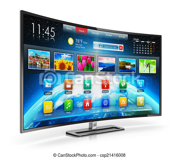 how to search web on smart tv