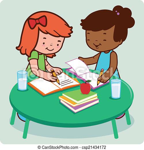 Homework and the asd student