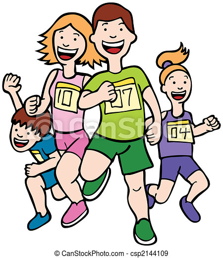 Family Run Art - csp2144109