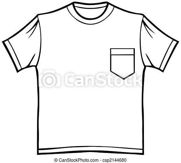 Pocket T-Shirt - csp2144680