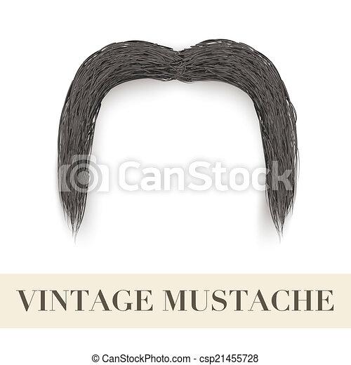 Fu Manchu Mustache Clip Art Fu manchu moustache clip art