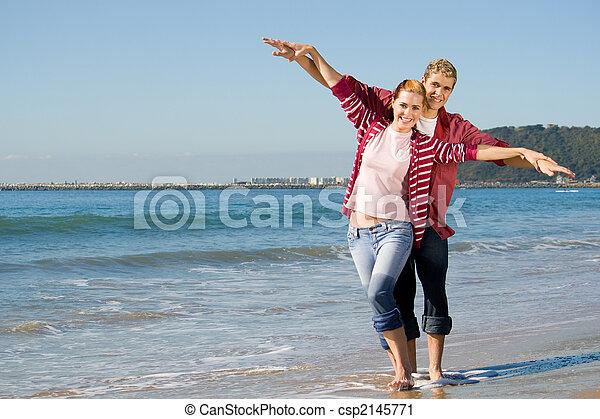energetic couple - csp2145771