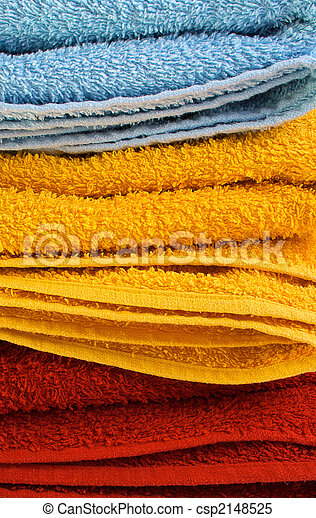 Serviettes colored - csp2148525