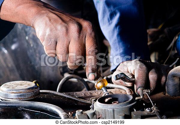mechanic - csp2149199