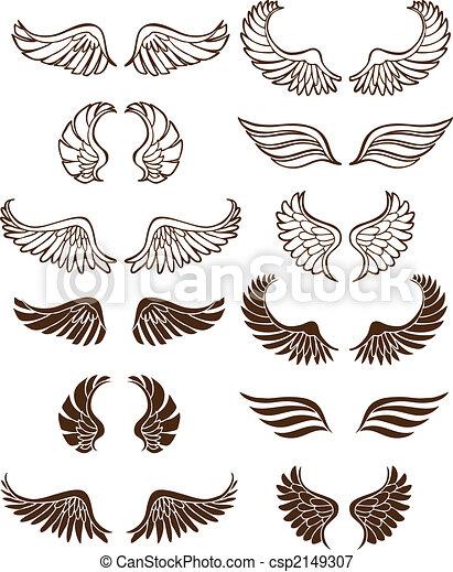 Wing Set - csp2149307