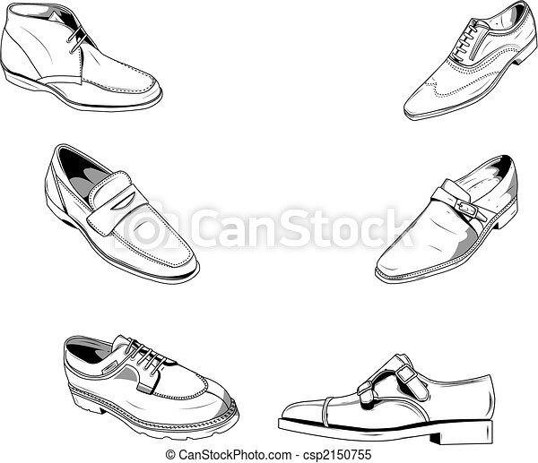 Classic Men Shoes - csp2150755