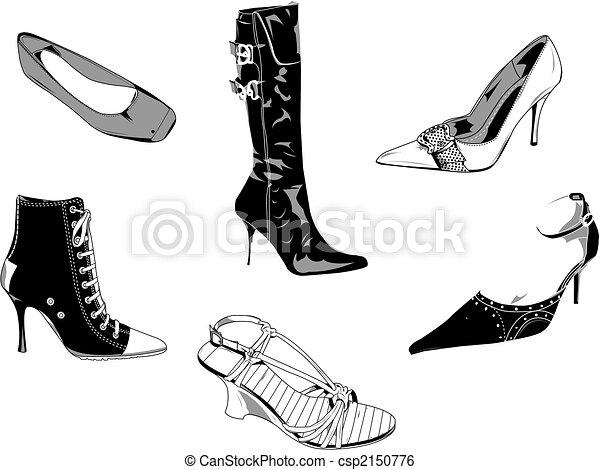 Classic Women Shoes - csp2150776
