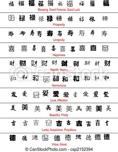 Kinesiska tecken tatueringar