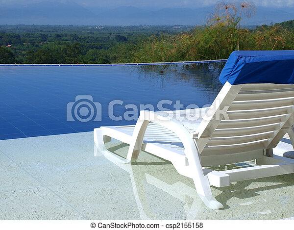 Tranquil scene - csp2155158
