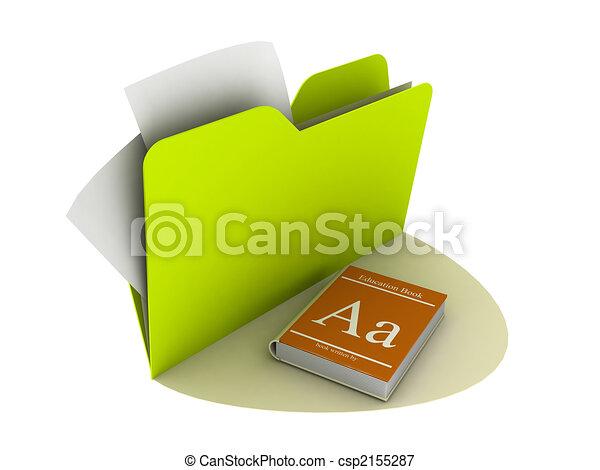 Education icon - csp2155287