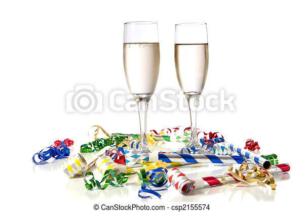 New Year\'s Eve Party - csp2155574
