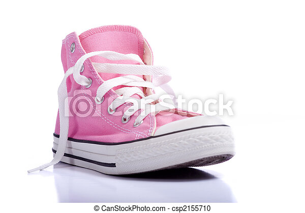 Pink Basketball Shoes - csp2155710